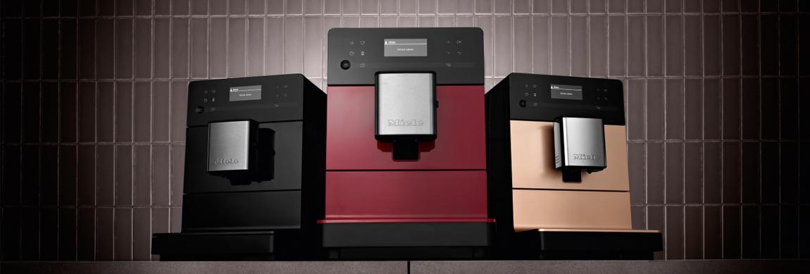 Miele CM5 Kaffeevollautomaten - Genuss neu gedacht