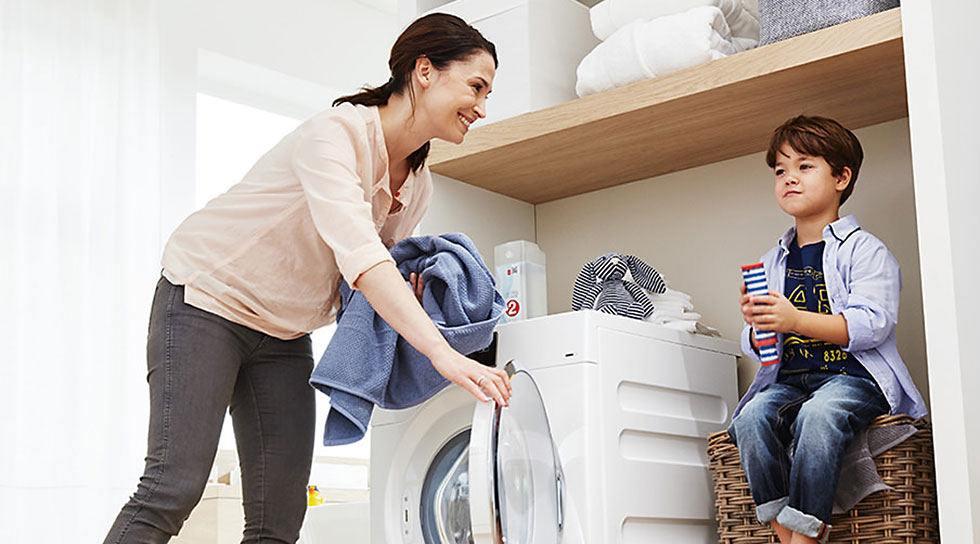 Die schlaue Wäschepflege mit Miele
